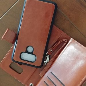 Leather Phone Case/Wallet
